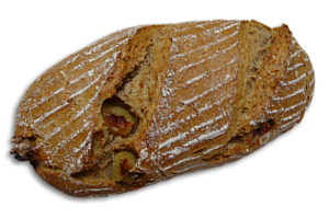 Veltliner-Traubenbrot